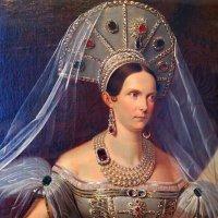 Портрет из Гатчинского дворца :: Наталья