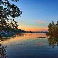 Вечерние краски :: vladimir Bormotov
