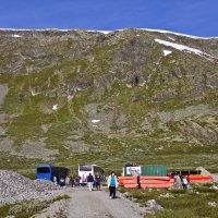 Горные склоны Норвегии-4 :: Александр Рябчиков