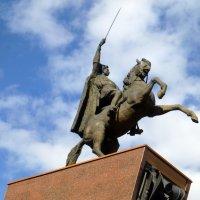 Памятник В.И. Чапаеву :: Наиля