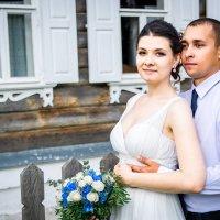 Андрей и Карина :: Виктор Зенин