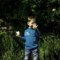 А мне 4 годика уже! :: Ирина Антоновна