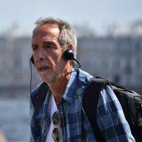 Турист. :: Leonid Volodko