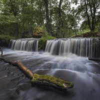 Aluoja juga (водопад Алуоя.Эстония) :: Дима Хессе