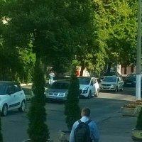Мобильный траспорт для офисных работников :: Наталия Каминская