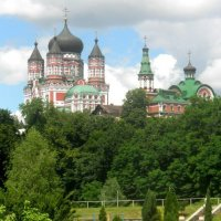 Свято-Пантелеймоновский монастырь в Феофании (Киев) :: Наталия Каминская