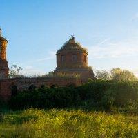 Утро забытого храма :: Виктор Зенин