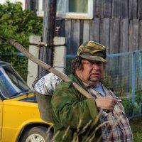 Пришла пора копать картошку - ПОШЛИ ВСЕ!!! :: Владимир Хиль