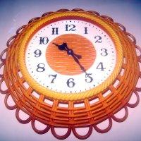Электронные настенные часы :: Tarka