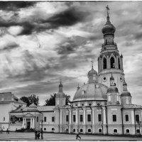 Воскресенский собор, Вологда. :: Олег Загорулько