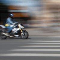Мотоцикл :: Эммль Buturlin