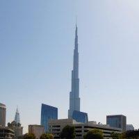 «Башня Халифа» ОАЭ :: Olga Golub