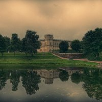 Дворцовый парк(Гатчина). :: Александр Лебедев