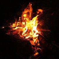 Танец ночного огня :: Татьяна Кормилицына