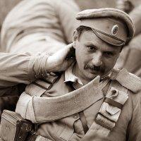 ... на привале ... :: Дмитрий Иншин