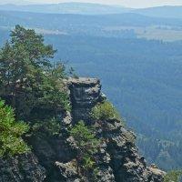 чешская Швейцария :: Елена