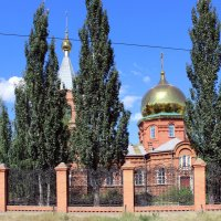 Храм Казанской иконы божьей матери :: раиса Орловская