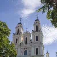 Вильнюс. Церковь Св. Екатерины :: Marina Talberga