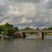 Старый мост :: Олег Попков