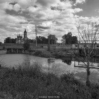Рыбницы – село в Некрасовском районе Ярославской области :: Алексадр Мякшин