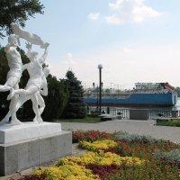 До свиданья, кораблииик! :: Allekos Rostov-on-Don
