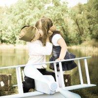 Поцелуй :: Ирина Лунева