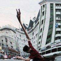 Гравитация-левитация :: Рустам Илалов