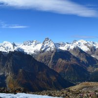 Красота гор. :: Клара