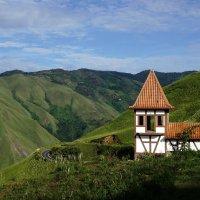 Ахитектура в горах :: Igor Khmelev