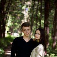 Анастасия и Станислав :: Яна Мязина