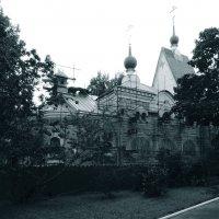 Москва. Моленная Воскресения Христова и Покрова Божией Матери. :: Александр Качалин