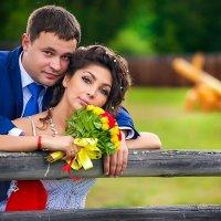 Юрий и Татьяна :: Фотостудия Объективность