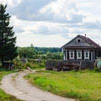 Домик в деревне :: Erizo Xolo