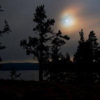 Лунная радуга :: Леонид Макаров