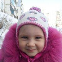 Зимний портрет :: Татьяна