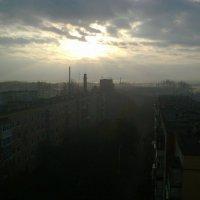 Что утренний туман собой глаголит? :: Lera Yurievna