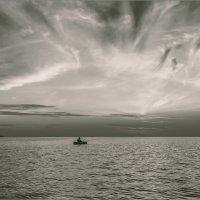 На рыбалке. :: Юрий