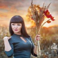 В лучах заката... :: Наталья Сидорович