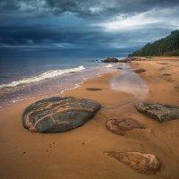Уж небо осенью дышало :: olegup Olegs Patrejevs