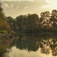 Река Протока :: Андрей Майоров