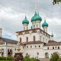Толгский женский монастырь. Ярославль. :: Ирина Токарева