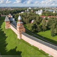 Башня Кокуй :: Павел Москалёв