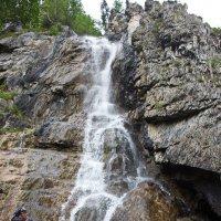 Струи водопада :: val-isaew2010 Валерий Исаев