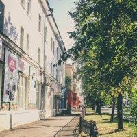 Утро на проспекте :: Вячеслав Баширов