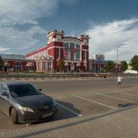 Центральный (Благовещенский) рынок. Харьков :: Игорь Найда