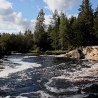 Рускеальские водопады :: Наталья Лунева