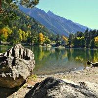 Бездонное озеро ..( Теберда) :: Клара