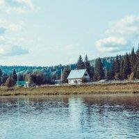 Дом у реки :: Мария Гаврилова