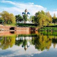 Церковь... :: Юленька Шуховцева*