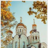 Храм рукотворный :: Сергей Урюпин